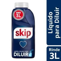 Jabón Líquido Ropa para Diluir Skip Botella x 500 cc.