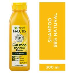 Shampoo Fructis Hair Food Banana x 300 cc.