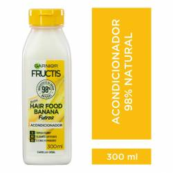 Acondicionador Fructis Hair Food Banana x 300 cc.