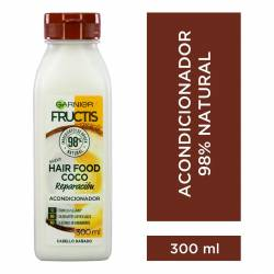 Acondicionador Fructis Hair Food Coco Repuesto x 300 cc.