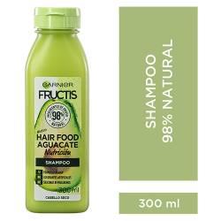 Shampoo Fructis Hair Food Aguacate x 300 cc.