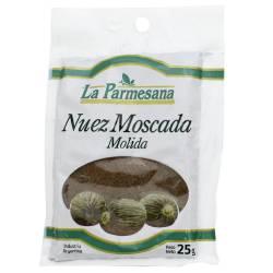 Nuez Moscada Molida La Parmesana x 25 g.