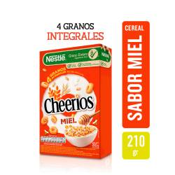 Cereal Mixto Nestle Multi Cheerios x 210 g.