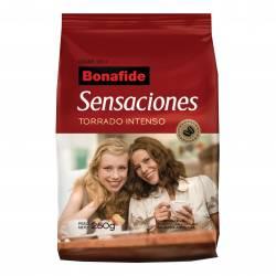 Café Molido Intenso Sensaciones Bonafide x 250 g.