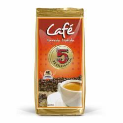 Café Molido Los 5 Hispanos x 500 g.