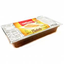 Dulce de Batata a La Vainilla Orieta x 500 g.