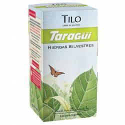Té en Saquitos Tilo Taragui x 25 un.