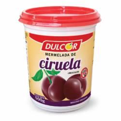 Mermelada de Ciruela Pote Dulcor x 500 g.