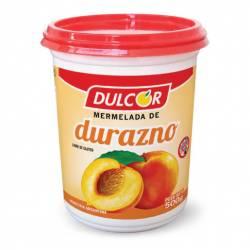Mermelada de Durazno Pote Dulcor x 500 g.