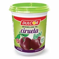 Mermelada de Ciruela Diet Pote Dulcor x 420 g.