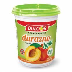 Mermelada de Durazno Diet Pote Dulcor x 420 g.