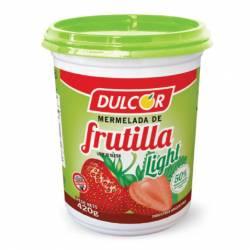 Mermelada de Frutilla Diet Pote Dulcor x 420 g.