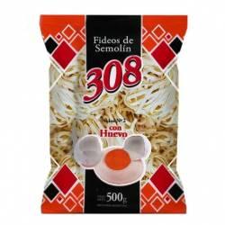 Fideos al Huevo Nidos 2 308 x 500 g.