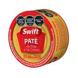 Pate de Foie a La Crema Swift x 85 g.