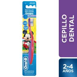 Cepillo Dental Stages II Oral-B x 1 un.