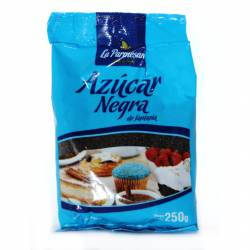 Azúcar Negra La Parmesana x 250 g.