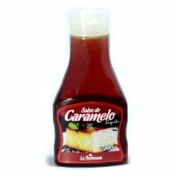 Salsa de Caramelo La Parmesana x 320 g.