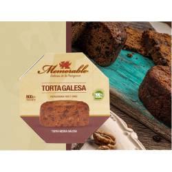 Torta Negra Galesa (Caja Cartón) Memorable x 800 g.