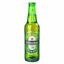 Cerveza Long Neck Heineken x 330 cc.
