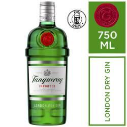 Gin Tanqueray x 750 cc.