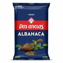 Albahaca Dos Anclas x 25 g.