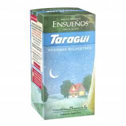 Té Hierbas Silvestres Ensueños Taragui x 25 un.