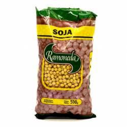 Porotos de Soja Ramoneda x 500 g.