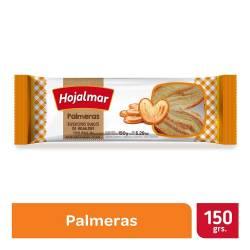 Galletitas Hojaldre Palmeras Hojalmar x 150 g.
