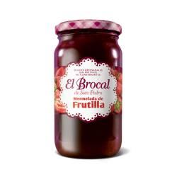 Mermelada de Frutilla El Brocal x 420 g.
