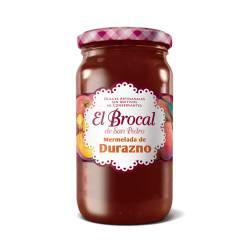 Mermelada de Durazno El Brocal x 420 g.