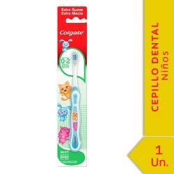 Cepillo Dental Infantil 0-2 Años Colgate x 1 un.