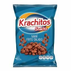 Maní Frito Salado Krachitos x 120 g.
