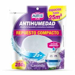 Antihumedad repuesto 2en1 Lavanda Aire Pur x 250 g.