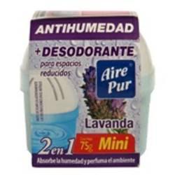 Antihumedad aparato 2en1 Mini Lavanda Aire Pur x 1 un.