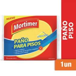 Paño Pisos Amarillo Mortimer x 1 un.