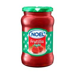 Mermelada de Frutilla Light Noel x 390 g.