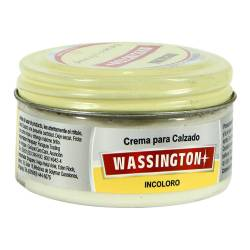 Pomada Crema Incolora Wassington x 60 cc.