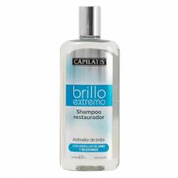 Shampoo Brillo Extremo Capilatis x 420 cc.