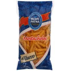 Fideos de Arroz Mostacholes al Huevo Blue Patna x 500 g.