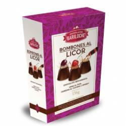 Bombones Chocolate al Licor Bariloche x 144 g.