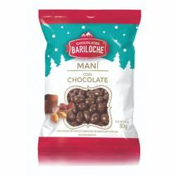 Maní Bañado c/Chocolate Bariloche x 80 g.