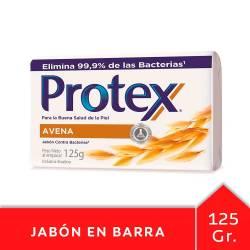 Jabón Tocador Avena Protex x 125 g.