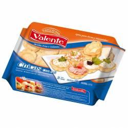 Tarteletas Saladas Valente x 150 g.