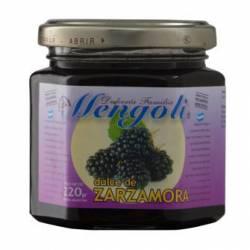 Dulce de Zarzamora Dulcería Familia Mengoli x 220 g.