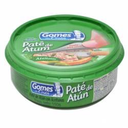 Pate de Atún c/Aceitunas Gomes da Costa x 150 g.