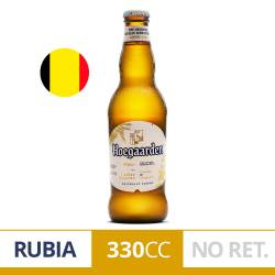 Cerveza Long Neck Trigo Hoegaarden x 330 cc.