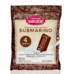 Chocolate para Submarino Bariloche x 64 g.