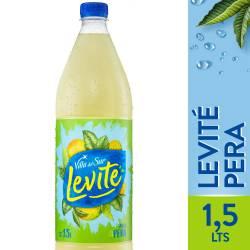 Agua s/Gas Pera Levite Villa del Sur x 1,5 Lt.