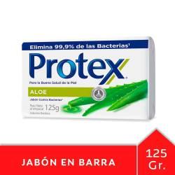 Jabón Tocador Aloe Protex x 125 g.