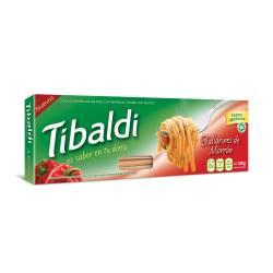 Fideos Largos Morrón Dietéticos Tibaldi x 300 g.